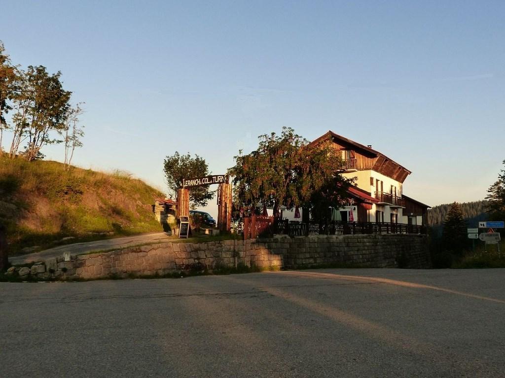 Album le ranch turini for Hotel col de fenetre
