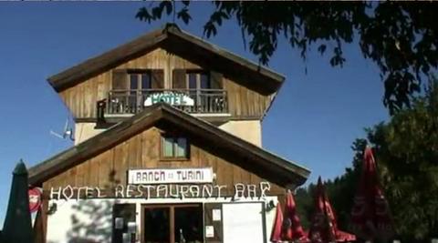 H tel du col de turini le ranch de turini for Hotel du col de fenetre