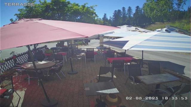 webcams du ranch de turini. Black Bedroom Furniture Sets. Home Design Ideas