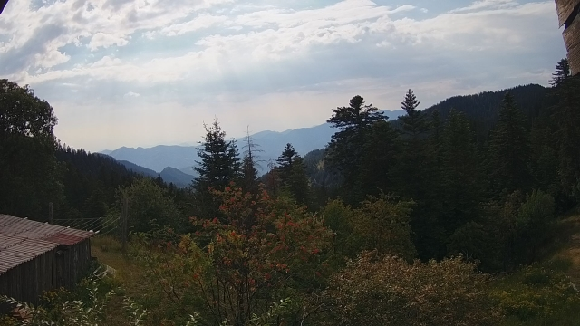 Webcams du ranch de turini for Hotel du col de fenetre